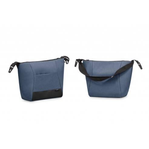 Otroški voziček Noordi Sole Go 629 blue jeans, torba