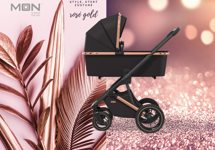 Otroški voziček Moon Style Rose gold.png16