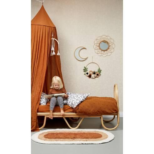 Baldahin za otroško sobo kamel barva , Meyco