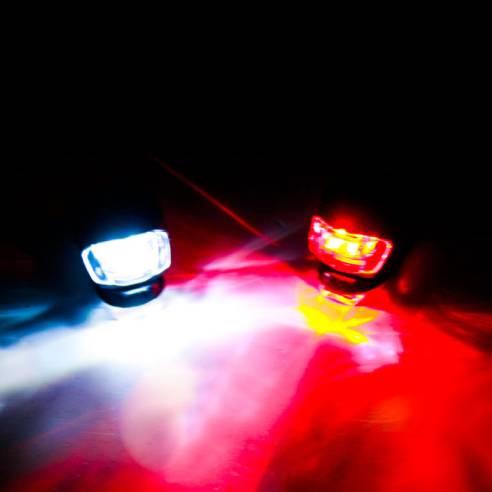 Lučka LED za otroški voziček
