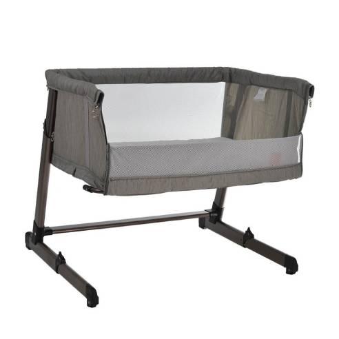 Obposteljna posteljica za dojenčka bež 01