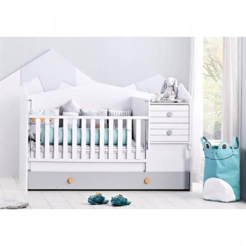 Otroška posteljica, otroška soba