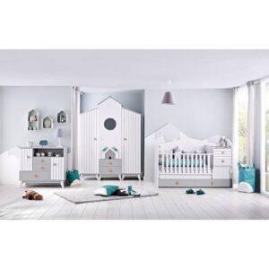 Otroška soba Ptičja hiša