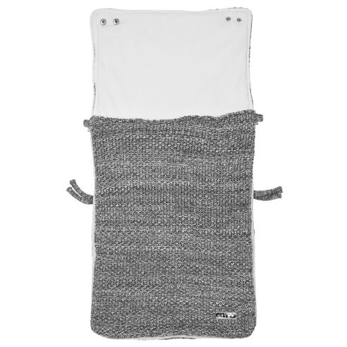 Zimska pletena zimska vreča za avtosedež.jpg01