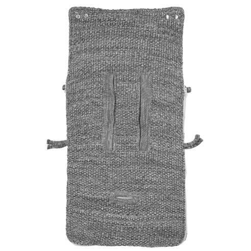 Zimska pletena zimska vreča za avtosedež