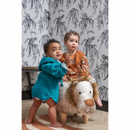 Kopalni plašček za otroka