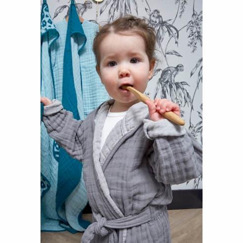 Kopalni plašč za otroke
