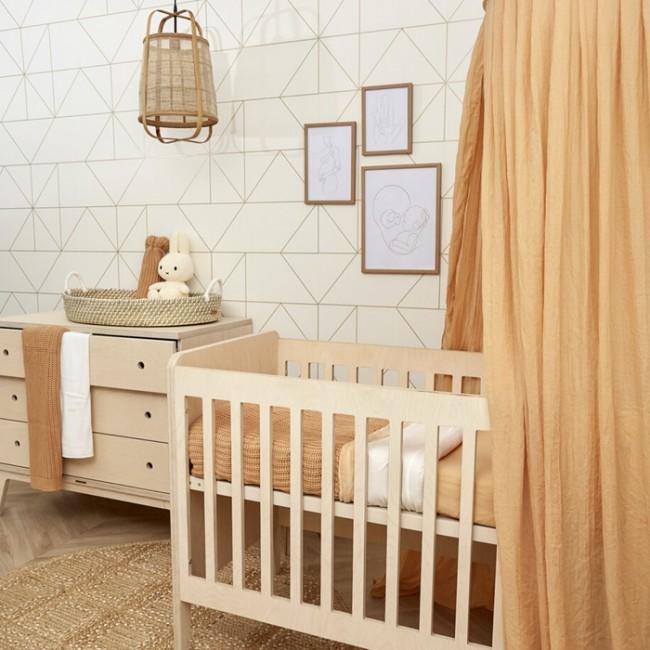 Baldahin za otroško sobo