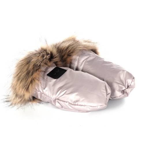 zimske rokavice za otroški voziček Cottonmoose Latte