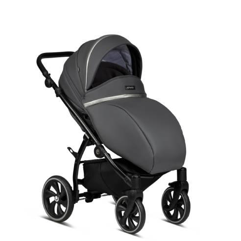 Otroški voziček Tutis Uno 166 siva06