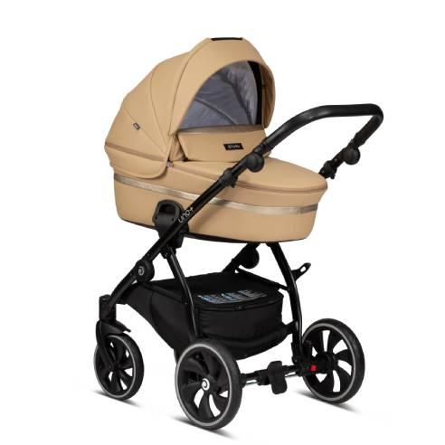 Otroški voziček Tutis Uno 167 rjava 02