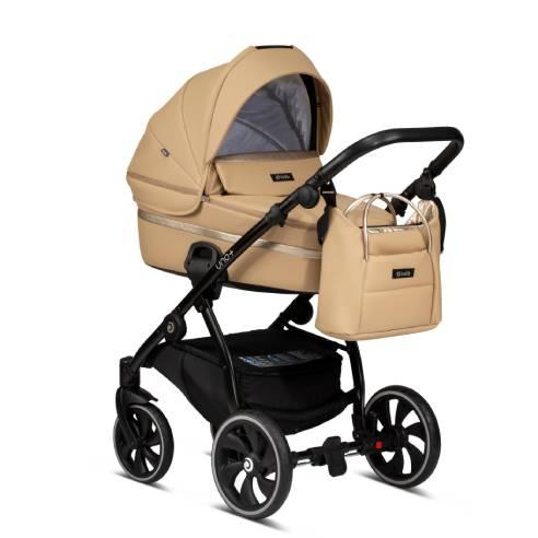 Otroški voziček Tutis Uno 167 rjava 03