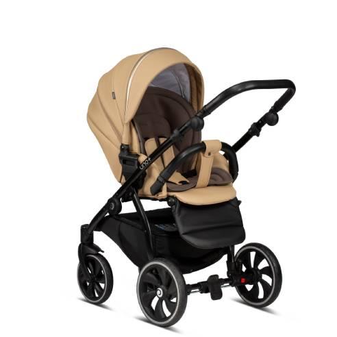 Otroški voziček Tutis Uno 167 rjava 04