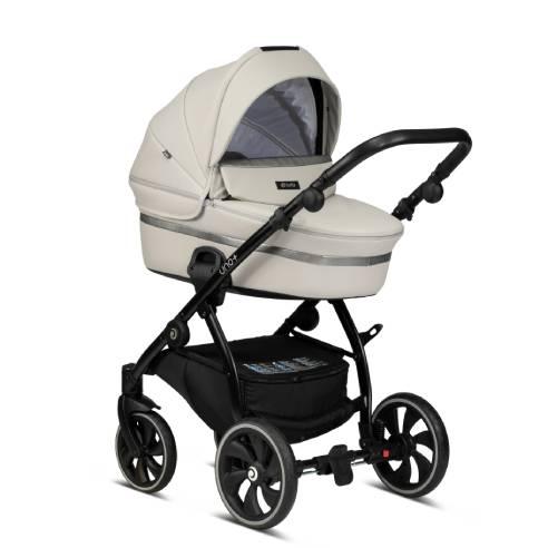 Otroški voziček Tutis Uno 168 sivo-bela02