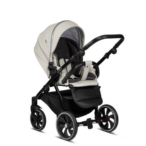 Otroški voziček Tutis Uno 168 sivo-bela04