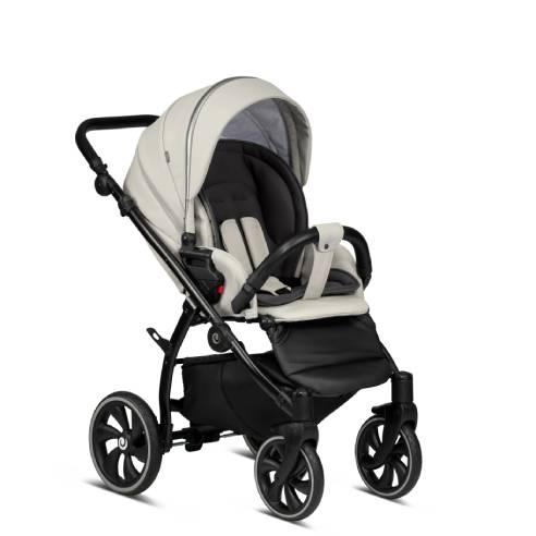Otroški voziček Tutis Uno 168 sivo-bela05