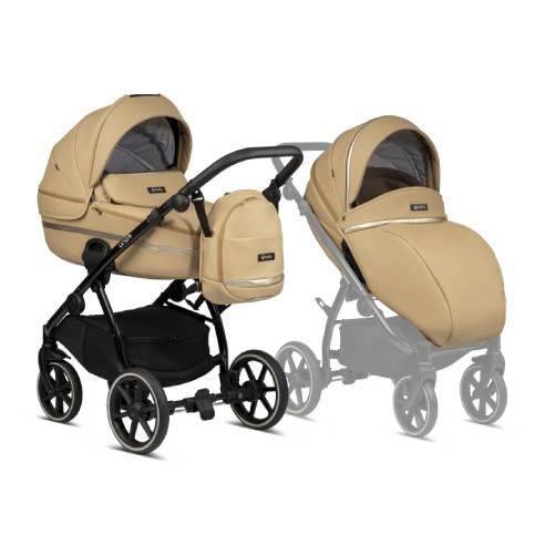 Otroški voziček Tutis Uno 3+ Caramel 167-09