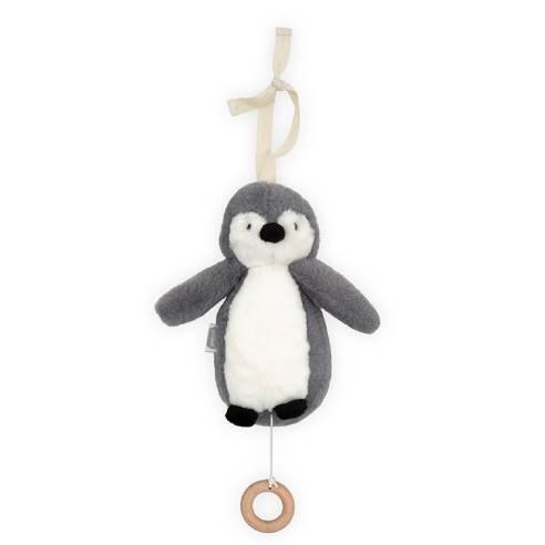 Glasbeno obešalo za dojenčka pingvin siva.jpg02