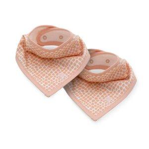 Slinček rutica za dojenčka Jollein Pink 01