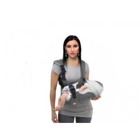 Nosilka za dojenčka grey 02