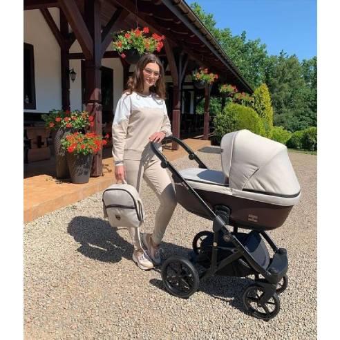 Otroški voziček Adamex Emilio Send 04