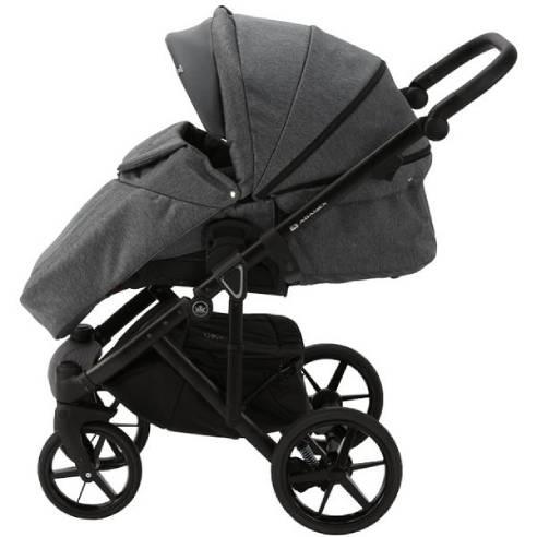 Otroški voziček Adamex Emilio Siva 06