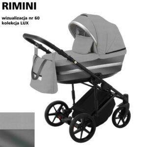 Otroški voziček Adamex Lux. 60