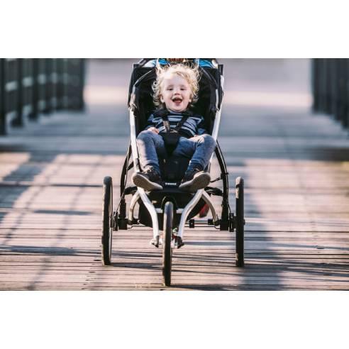 Otroški voziček Thule glide black 06