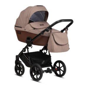 Otroški voziček tutis Viva Life Deep Taupe 78, 01