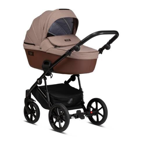 Otroški voziček tutis Viva Life Deep Taupe 78, 03