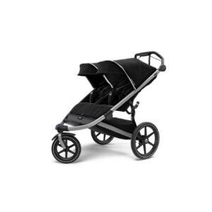otroški voziček Thule Urban Glide2 Double black 01