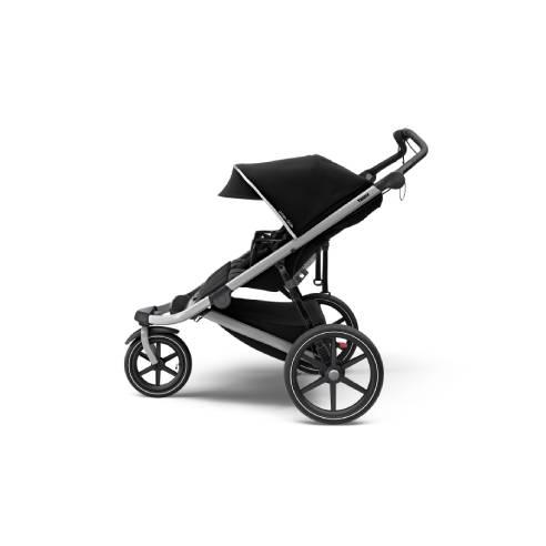 otroški voziček Thule Urban Glide2 Double black 02