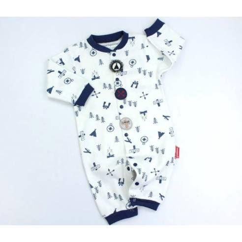 pajac za dojenčka 0-12 mesecev