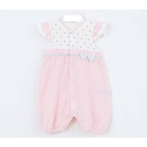 poletni pajac za dojenčka