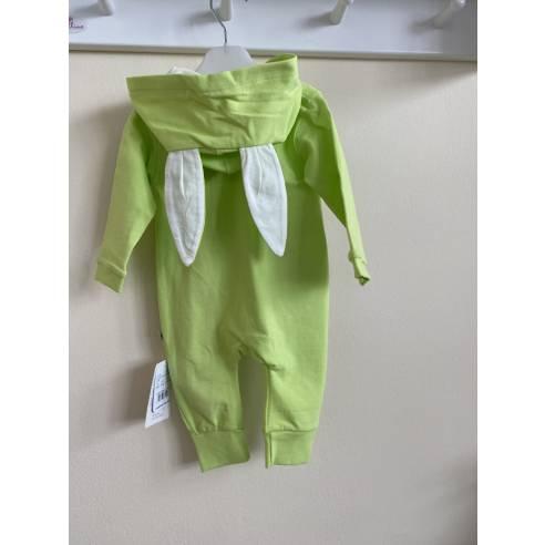 pajac za dojenčka s kapuco