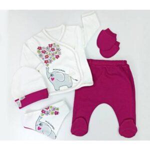 kompletek za novorojenčka od 0-3 mesece