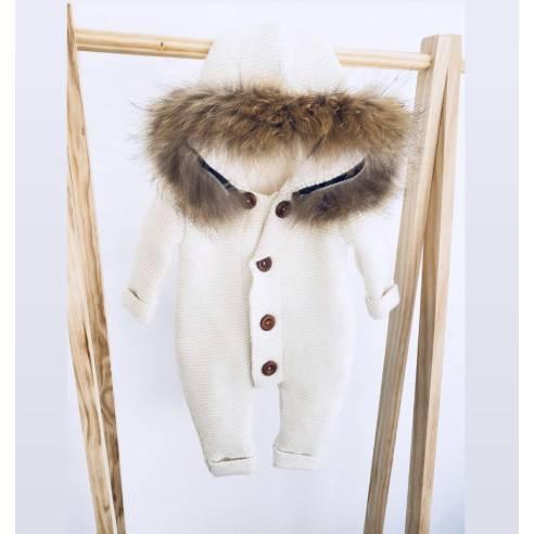 Zimski kombinezon za dojenčka