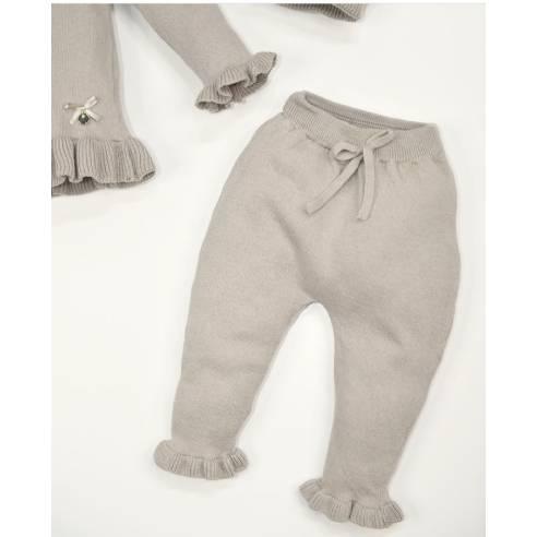 3 delni komplet za dojenčka za punčko