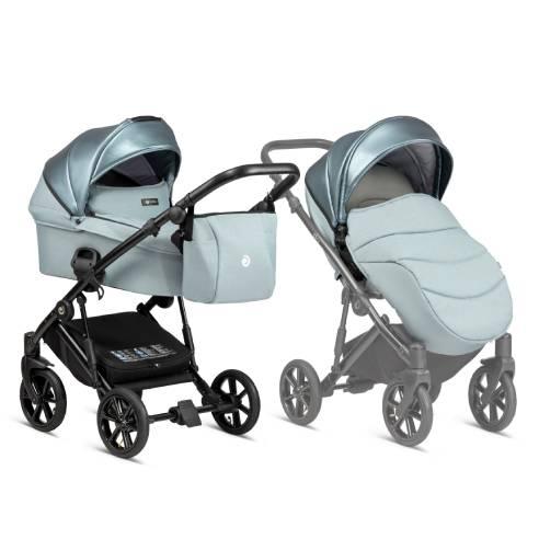 Otroški voziček Tutis Sky 063 Turquoise 01
