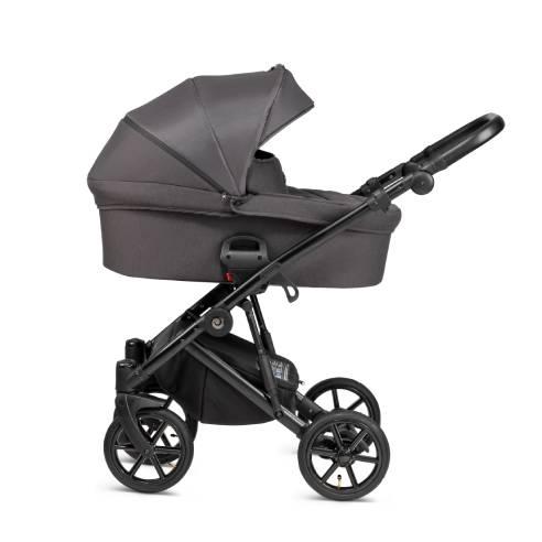 Otroški voziček Tutis Sky 103 dark grey 01
