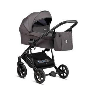 Otroški voziček Tutis Sky 103 dark grey 05