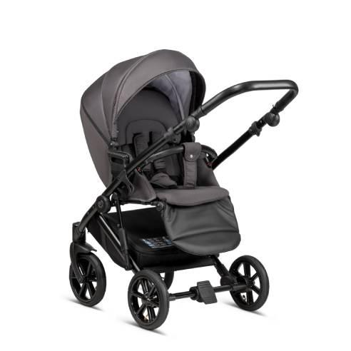 Otroški voziček Tutis Sky 103 dark grey 06