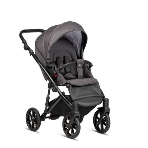 Otroški voziček Tutis Sky 103 dark grey 07
