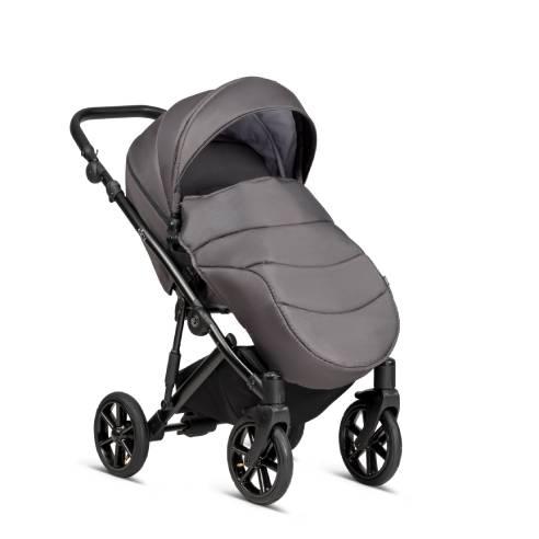 Otroški voziček Tutis Sky 103 dark grey 08