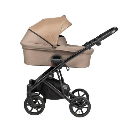 Otroški voziček Tutis Sky 104 Brown 01