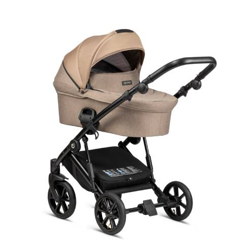 Otroški voziček Tutis Sky 104 Brown 02