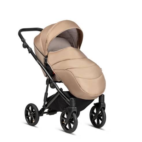 Otroški voziček Tutis Sky 104 Brown 08