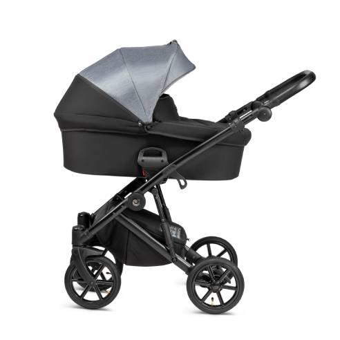 Otroški voziček Tutis Sky 107 Meteorite 01