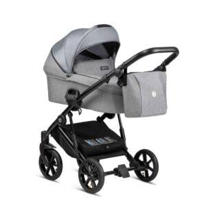 Otroški voziček Tutis Sky 108 Grey 01