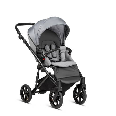 Otroški voziček Tutis Sky 108 Grey 07